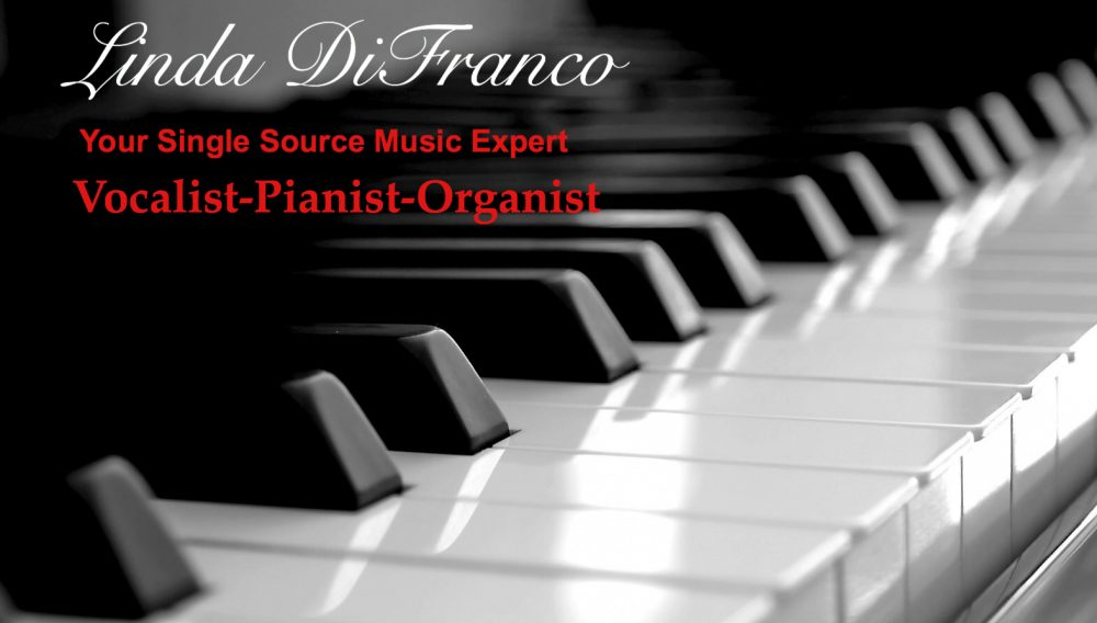 St. Louis Single Source Music Expert – Pianist – Wedding singer – Piano lessons – Linda Difranco
